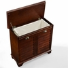 Crosley Furniture - Lydia Lift-Top Hamper  - CF7015-ES