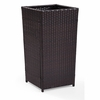 Crosley Furniture - Palm Harbor Planters - Medium  - CO7315-BR
