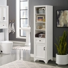 Crosley Furniture - Tara Linen Cabinet  - CF7011-WH