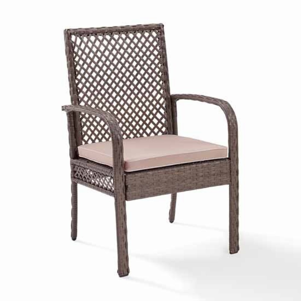 Tribeca Wicker Dining Chair In