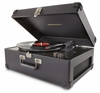 Crosley Radio - Keepsake Portable USB Turntable in Black - CR6249A-BK