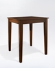 Crosley Furniture - Tapered Leg Pub Table in Vintage Mahogany Finish. - KD20002MA
