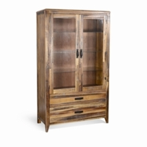 Curio & Accent Cabinets by Sunny Designs