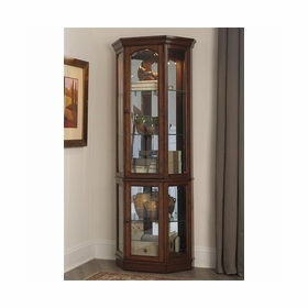 Curio Cabinets By Liberty Furniture