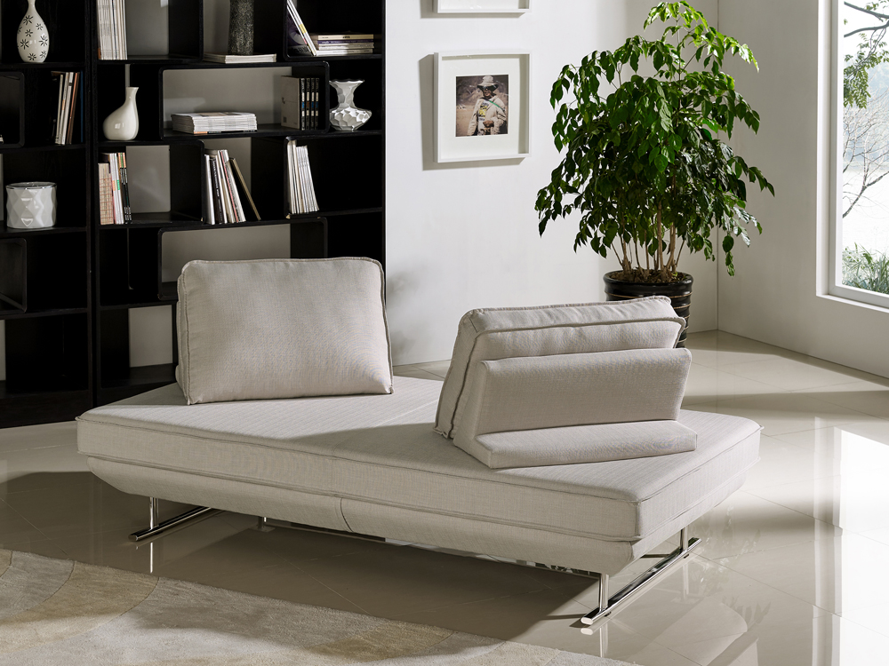 Diamond Sofa Dolce Lounge Seating Platform With Moveable