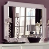 Coaster - Furiani Mirror In White - 203354