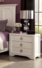 Coaster - Furiani Night Stand In White - 203352