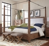 Coaster - Madeleine Canopy Cal King Bed - 203541KW
