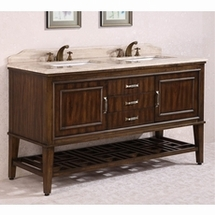 Double Bathroom Vanities