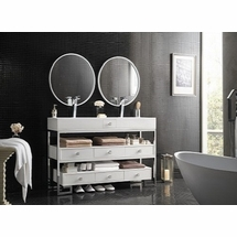 Double Bathroom Vanities by James Martin