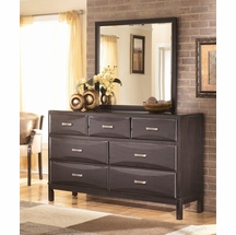 Dresser and Mirror Sets by Ashley Furniture