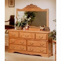 Dressers And Mirror Sets by Bebe Furniture