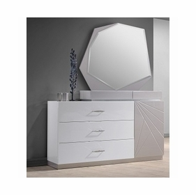 Dressers And Mirror Sets by J&M Furniture