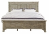 Emerald Home Furnishings - Taos Complete Panel Bed - Queen - B972-10-K
