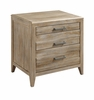 Emerald Home Furnishings - Torino 3 Drawer Nightstand - B323-04