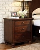 Emery Park - Bedford Liv360 Nightstand In Brown Cherry - ICB-450-BCH-3