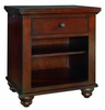 Emery Park - Bedford Nightstand In Brown Cherry - ICB-550-BCH-3