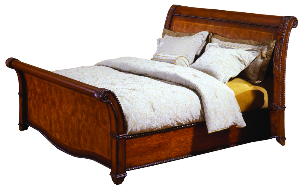 Emery Park Calistoga Queen Sleigh Bed I74 400 402 401