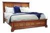 Emery Park - Summerfield King Panel Storage Bed - I09-415_406_407D