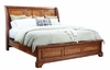 Emery Park - Summerfield King Sleigh Bed - I09-404_406_407