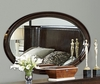 Fine Furniture Design - Cadence Eras Oval Mirror - 1530-150