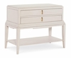 Fine Furniture Design - Fusion Harmony Drawer Nightstand - 1624-100