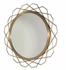 Fine Furniture Design - Runway Bauble Round Metal Mirror - 1780-150
