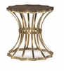 Fine Furniture Design - Runway Chic Scalloped Spot Table - 1780-971