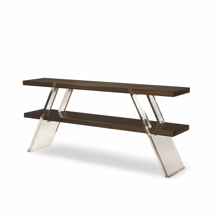 Fine Furniture Design - Runway Luxe Console - 1780-941