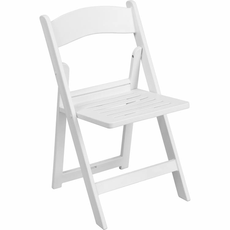Pleasant Flash Furniture Hercules Series 1000 Lb Capacity White Resin Folding Chair With Slatted Seat Le L 1 Wh Slat Gg Ocoug Best Dining Table And Chair Ideas Images Ocougorg
