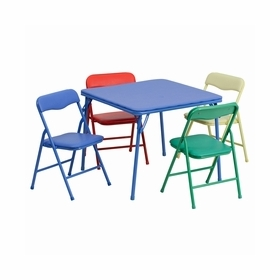 Folding Table Set by Flash Furniture