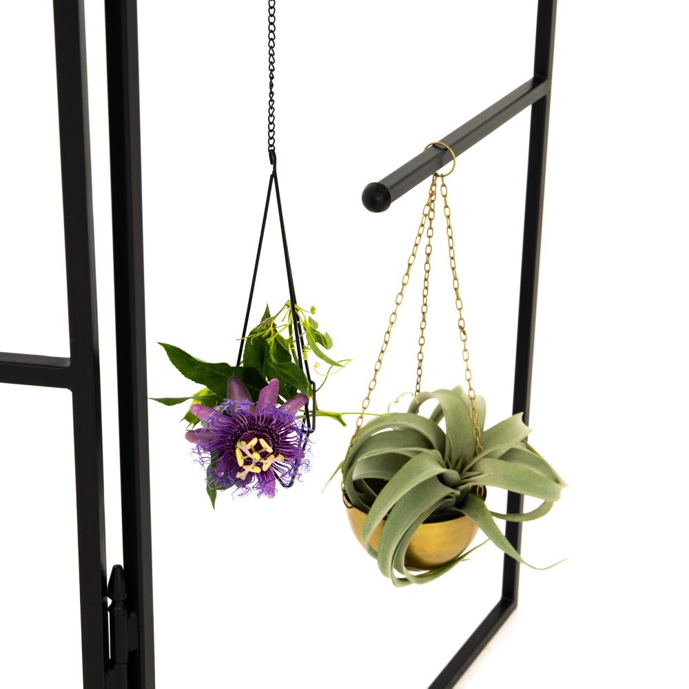 Four Hands - Durango Outdoor Hanging Plant Stand - INOL-005 on Hanging Plant Stand  id=15991