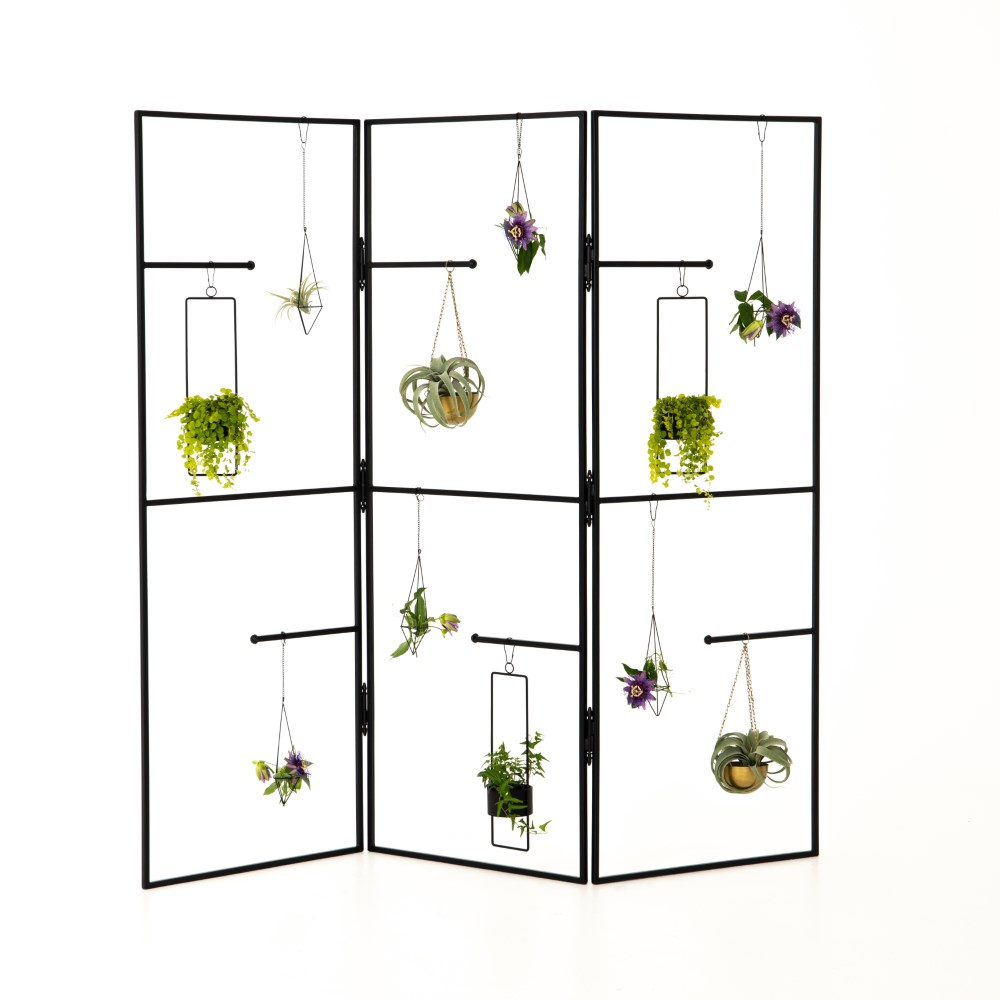 Four Hands - Durango Outdoor Hanging Plant Stand - INOL-005 on Stand For Hanging Plants  id=58228