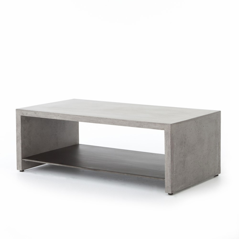 Enjoyable Four Hands Hugo Coffee Table Dark Grey Vevr 001 Caraccident5 Cool Chair Designs And Ideas Caraccident5Info