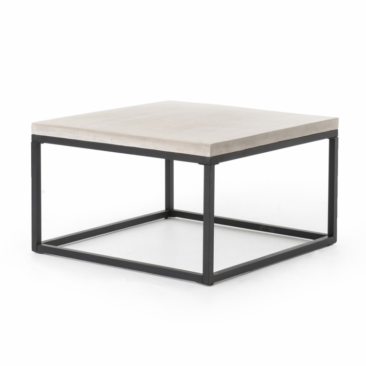 """Four Hands - Maximus 30"""" Square Coffee Table - VCNS-F002B"""