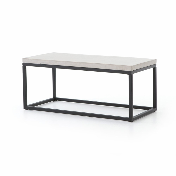 "Four Hands - Maximus 40"" Coffee Table - VCNS-F003B"