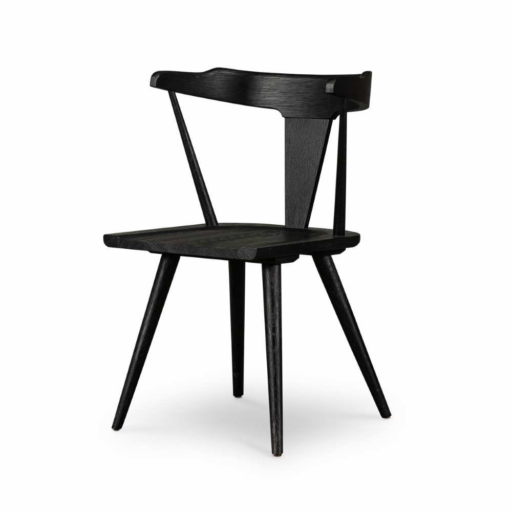Swell Four Hands Ripley Dining Chair Black Oak Vbfs 002 Ocoug Best Dining Table And Chair Ideas Images Ocougorg