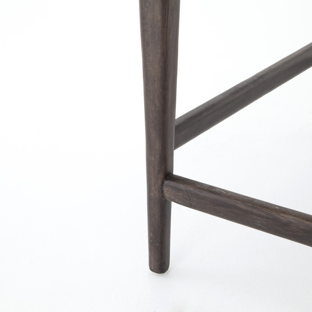 Fabulous Four Hands Tyler Counter Stool Chaps Ebony Cabt 75 Caraccident5 Cool Chair Designs And Ideas Caraccident5Info