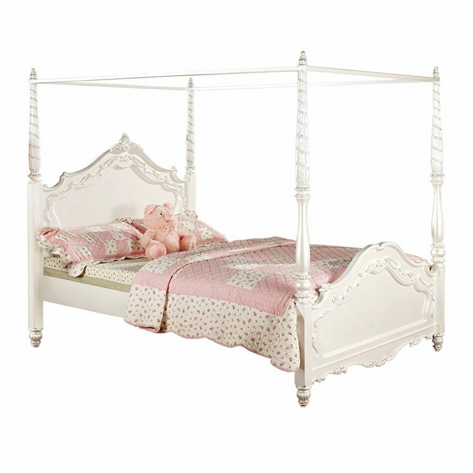Cp Furniture: Ansel Traditional Full Bed Canopy