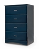 Furniture of America - Stella Modern Chest - IDF-7941BL-C