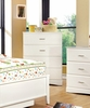 Furniture of America - Stella Modern Chest - IDF-7941WH-C