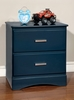 Furniture of America - Stella Modern Nightstand - IDF-7941BL-N