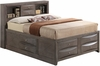 Glory Furniture - Queen Storage bed  - G1505G-QSB3
