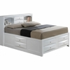 Glory Furniture - Queen Storage bed  - G1570G-QSB3