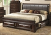 Glory Furniture - Queen Storage bed  - G8875C-QB3