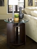 Hammary - Apex Round End Table - 105-916