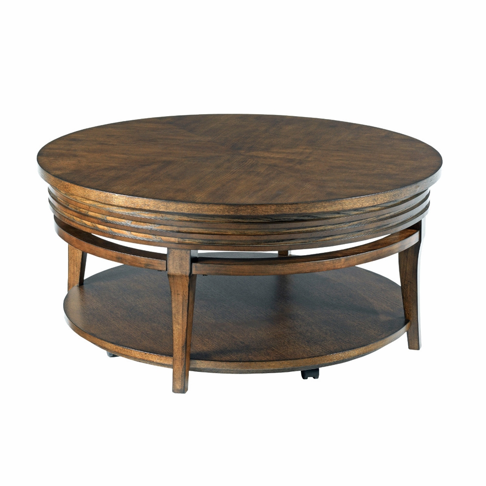 Hammary Groovy Round Tail Table 579 913 Hover To Zoom