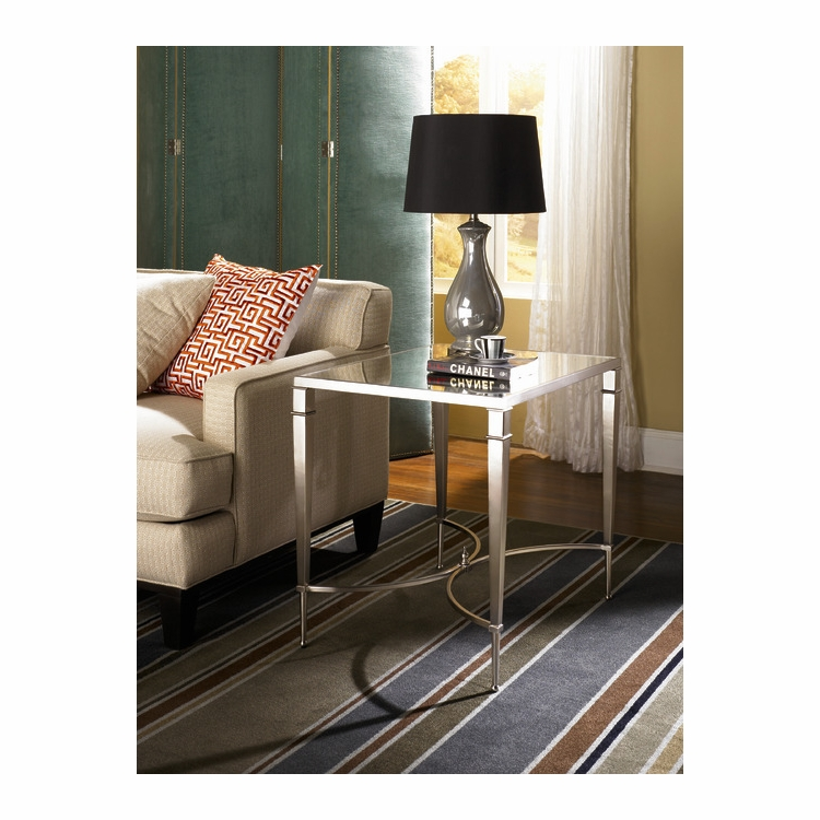 Hammary Mallory Rectangular End Table 173 915