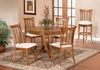 Hillsdale - Bayberry 5-Piece Round Dining Set   - 4766DTBCRND
