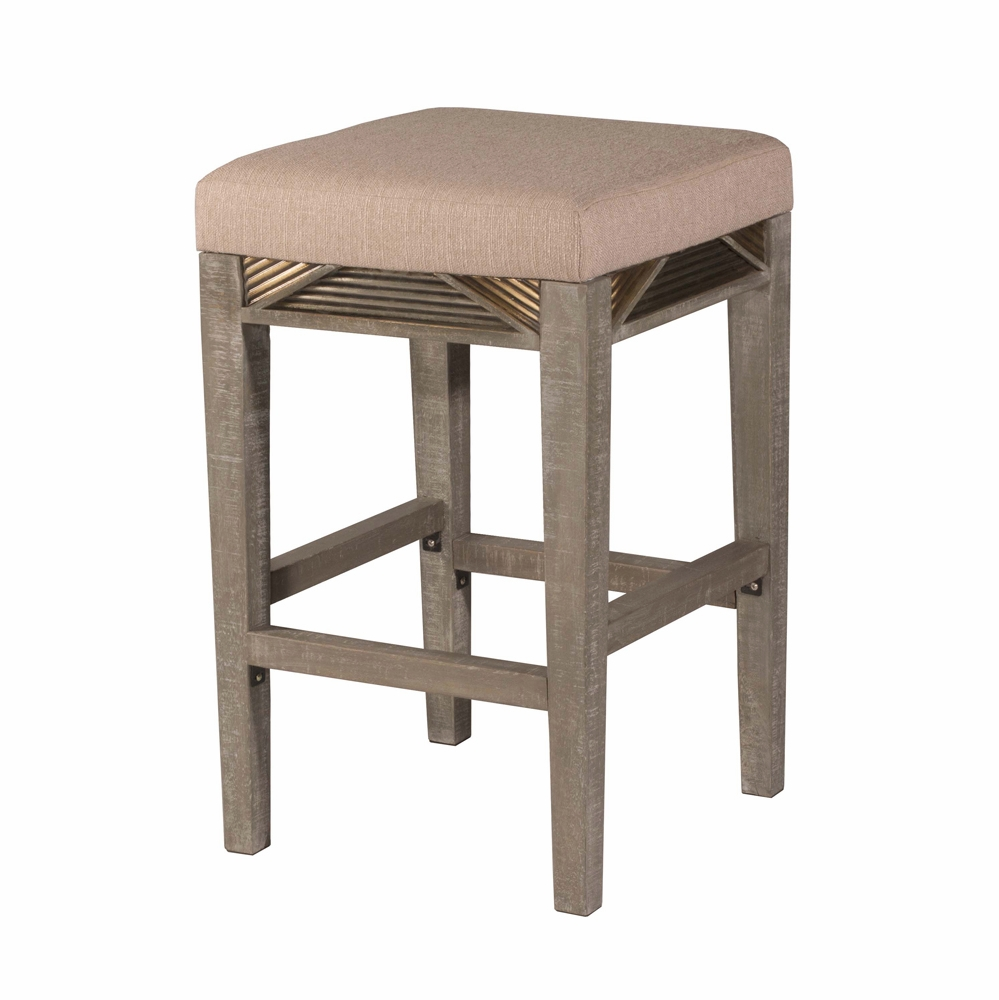 Fantastic Hillsdale Bayshore Counter Stool Non Swivel Backless 4651 826 Gmtry Best Dining Table And Chair Ideas Images Gmtryco